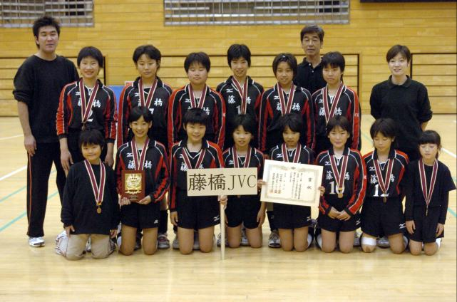 3位 藤橋JVC 3位 若葉JVC